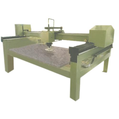 Automatic Single Head Stone Machine, Automatic Single Head Stone - Slab Polishing Machine
