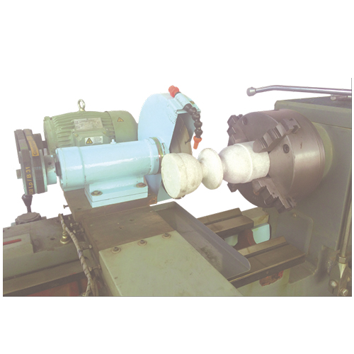 CNC Turning Machine, CNC Turning Machine With - SAW Attachment
