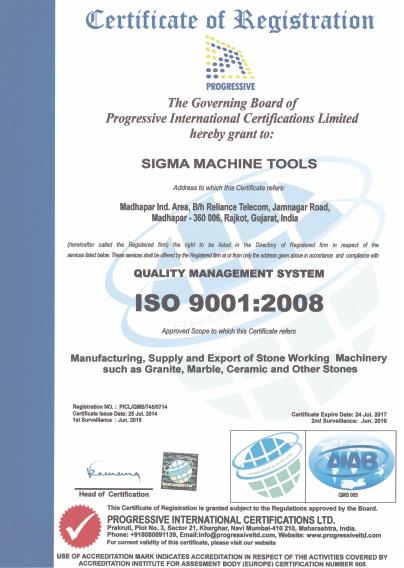 Sigma Machine Tools