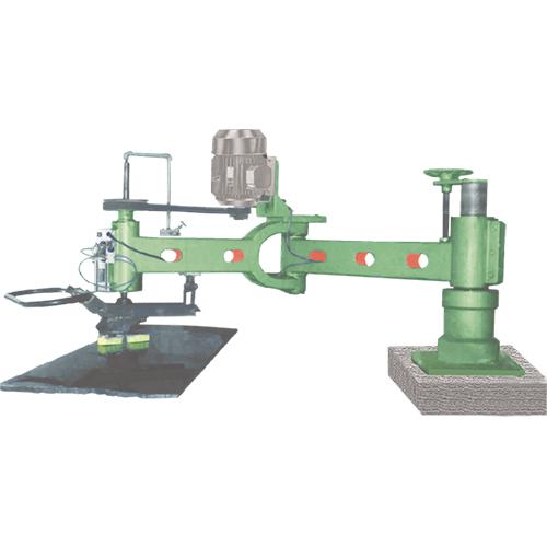 Manual Poloshing Machine For Stone (Pneumatic)